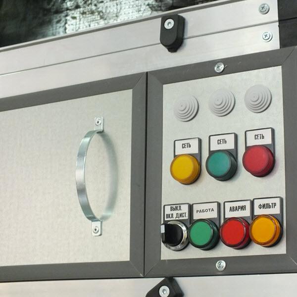 система центрального кондиционирования воздуха