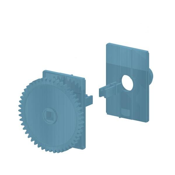 CPS930 пластиковая шестеренка