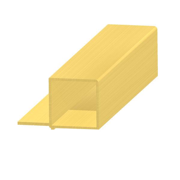 Купить алюминиевые профили для композитных панелей