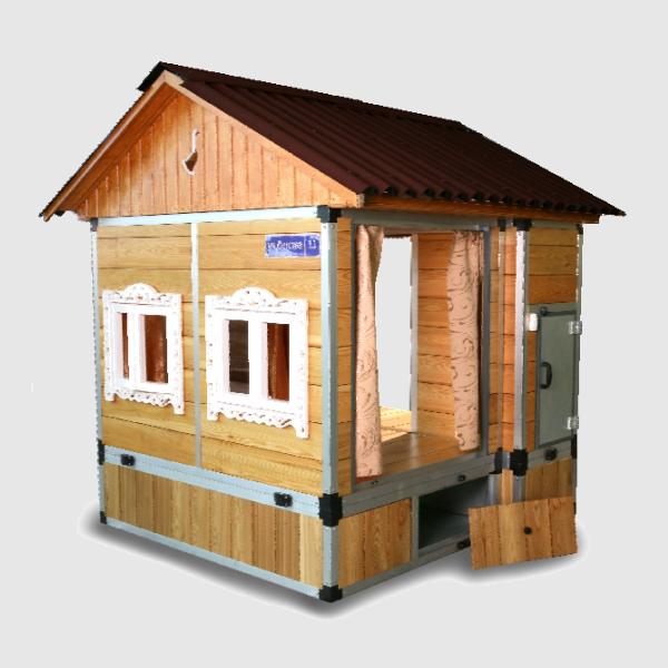 игровой дом для детей на дачу