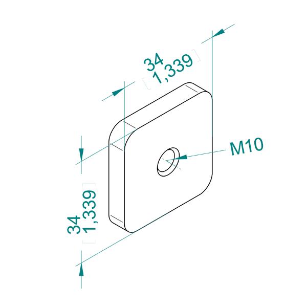 чертеж DS 10MA
