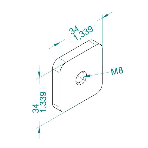 чертеж DS 8MA