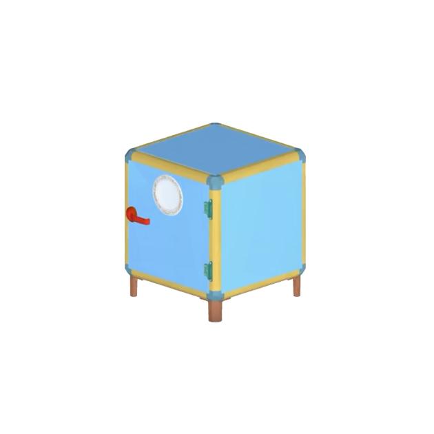 Ящик и сендвич панелей