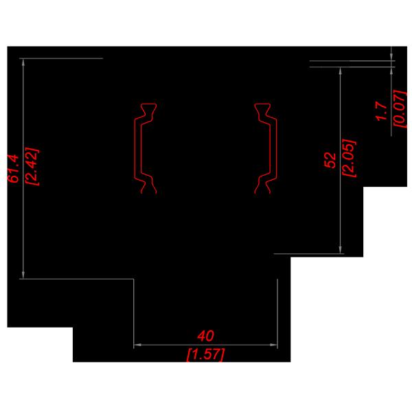P 260/50 PS TB схема