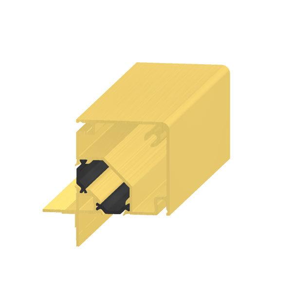 P 155/45 PS TB термоизолирующий профиль