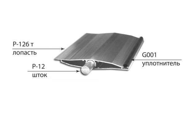 P126-t применение