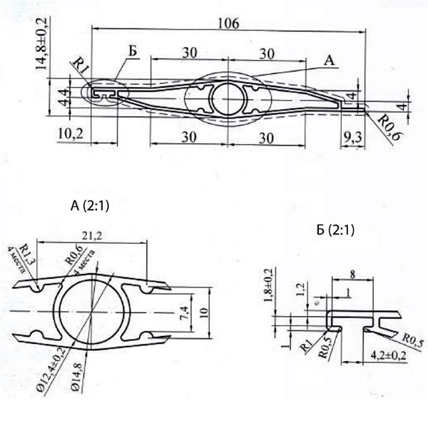 P 126т-6 размеры