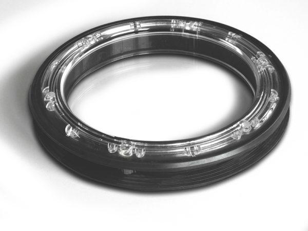 Иллюминатор круглый, регулируемый, для панелей 70-90 мм.
