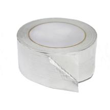 скотч фольгированный алюминиевый 50 мм
