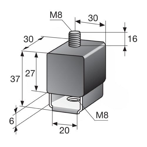 MVI-TB размеры