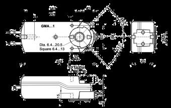GMA 121.1E