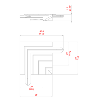 GS-20 чертеж