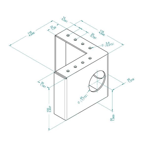 чертеж DS 105