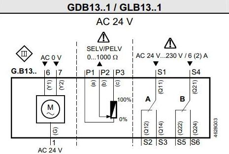 чертеж GDB 131.1E