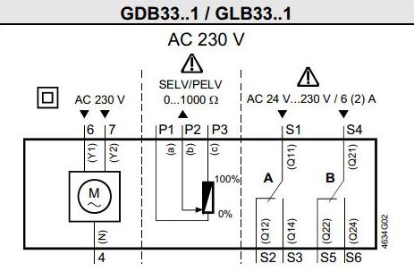 чертеж GDB 331.1E