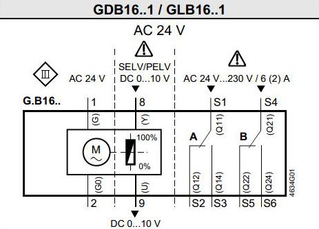 GDB 161.1E чертеж