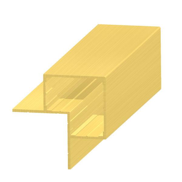 алюминиевый профиль для композита