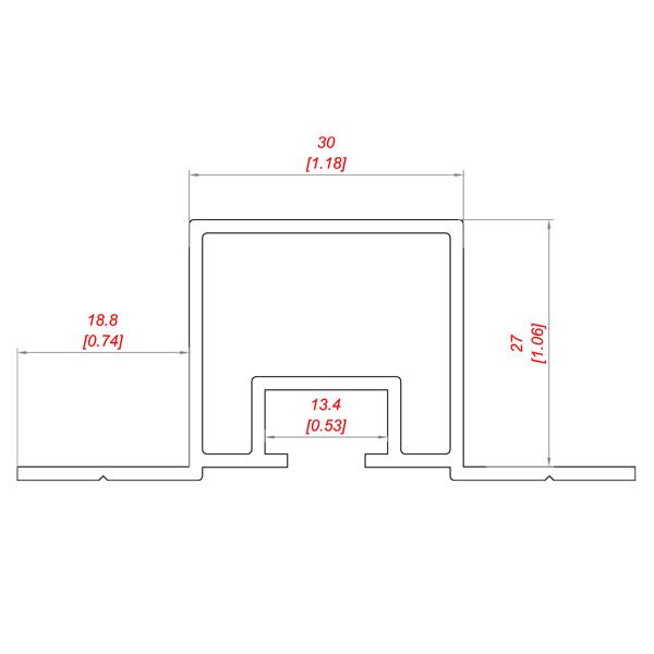 профиль для модульных конструкций