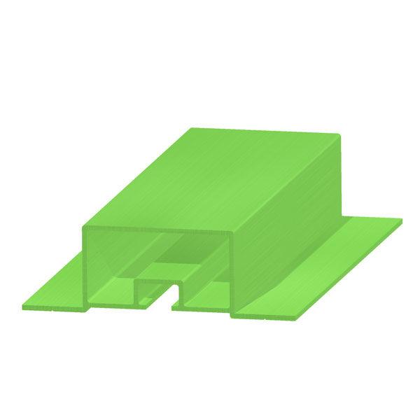 алюминиевый профиль с т-образным пазом купить