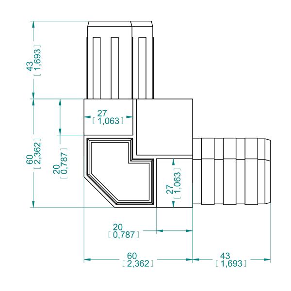 чертеж SN 40/25